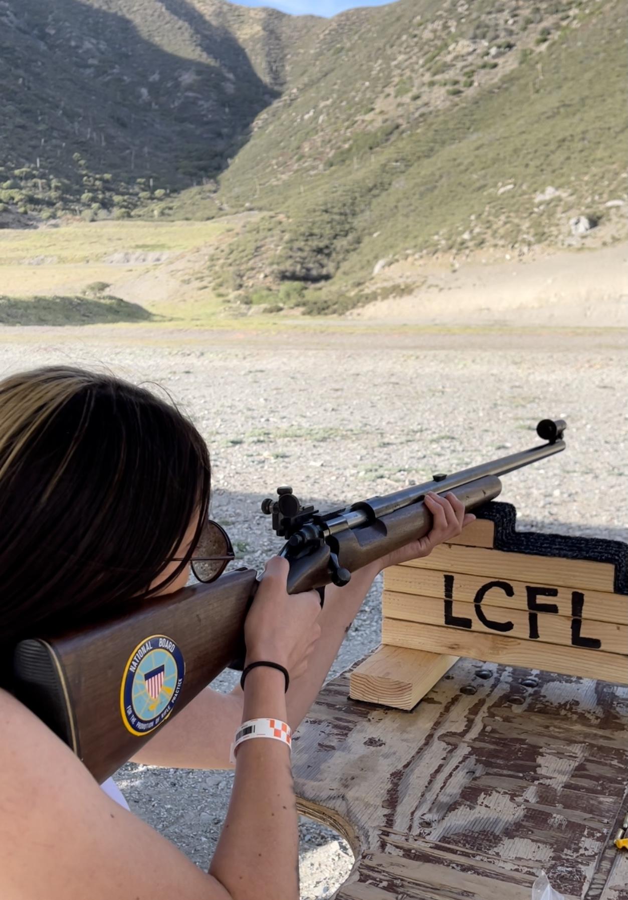 FFF at LCFL